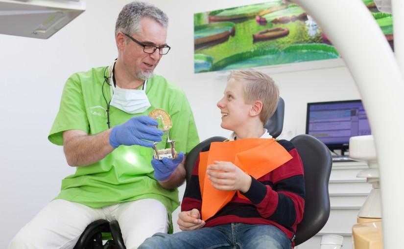 Damit Kinder ohne Angst zum Zahnarzt gehen